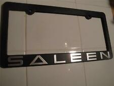 ORIGINAL SALEEN LICENSE PLATE FRAME FOX BODY FORD MUSTANG  SHELBY COBRA GT 2014