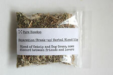 **SEPARATION (BREAK-UP) Herbal Blend**: Catnip and Dog Grass, 10g - Hoodoo Herb