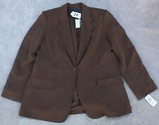CHARTER CLUB WOMEN JACKET/TOP Size - 12. TAG NO. 7t