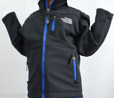 The North Face Boys YOUTH KIDS Apex Bionic Jacket Black Blue NWT $99 XXSmall XXS