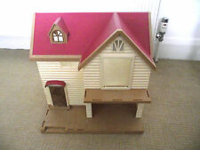 SYLVANIAN FAMILIES OAK WOOD MANOR HOUSE / PLEASE READ DESCRIPTION