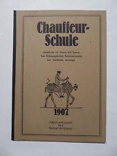 Chauffeur-Schule, Satyren und Launen Nr.4, Berliner Handpresse Nr.817 signiert