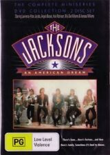 THE JACKSONS *AN AMERICAN DREAM* 2 DISC RARE NEW DVD
