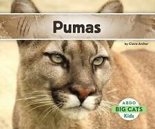 Pumas (Abdo Kids: Big Cats)-ExLibrary