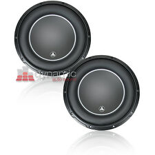 "Two (2) JL AUDIO® 10W6v3 Car 10"" DVC 4 Ohm W6 Subwoofers 2,400 Watt Subs New"