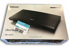 Samsung UBD-K8500 UBDK8500 4K 3D Ultra HD WiFi Built-In Blu-ray DVD Player Box