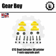 CTC Dual Extruder 3D printer Y-axis upgrade part