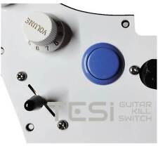 Tesi DITO Snap-in 24MM Guitar Arcade Button Kill Switch Solid Violet