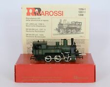 RIVAROSSI HO 1356 K BAY 0-6-0 TANK FAB RUNNER LIGHTS INST's V NEAR MINT BOXED