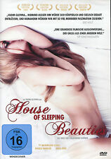 HOUSE OF SLEEPING BEAUTIES -Maximilian Schell,Angela Winkler(DVD)*NEU OPV*Erotik
