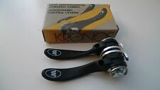 Vintage NOS 80's Modolo Kronos Spoon Shaped AERO down tube shifters 4 Colnago