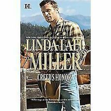 The Creed Cowboys: Creed's Honor Bk. 2 by Linda Lael Miller (2011, Paperback)