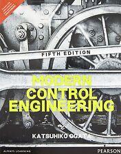 Modern Control Engineering by Katsuhiko Ogata