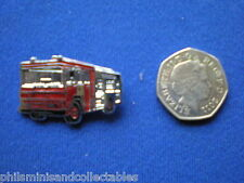 Bedford Fire Engine pin badge 1970s ?