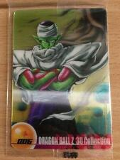 Carte Dragon Ball Z DBZ Morinaga Wafer Card Part 01 #006 3D 2003 MADE IN JAPAN