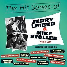 Hit Songs Of Jerry Leiber & Mike Stoller - Various Art (2016, CD NEUF)2 DISC SET