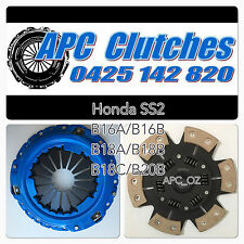 APC SS2 HD Clutch kit Honda B16A B16B B18A B18B B18C B20B Civic Integra CRV
