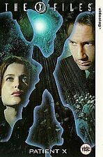 The X-Files - File 11 - Patient X (Limited Edition with 3 Postcards) VHS