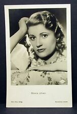 Gisela Uhlen - Actor Movie Photo - Film Autogramm-Karte AK (Lot-G-6551