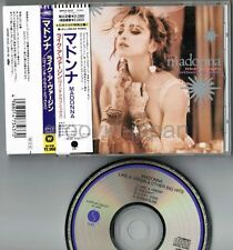 "MADONNA Like A Virgin&Other Big Hits JAPAN 4-track 5"" MAXI CD WPCP-3437 w/OBI+PS"