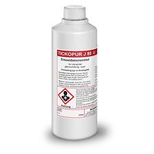 Tickopur J 80 U Entoxidationsmittel für Ultraschallreinigung 1 Ltr./16,90 Euro
