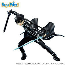 Sword Art Online 6'' Kirito Fighting Climax Prize Figure NEW