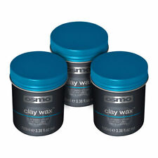 Osmo Clay Hair Wax 100ml x3 SAME DAY DISPATCH