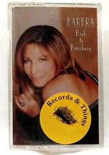 BARBRA STREISAND Back to Broadway 1993 CASSETTE TAPE - NEW/Factory Sealed