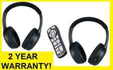2 HEADPHONES & REMOTE  Dodge Chrysler Jeep  SINGLE DVD SYSTEMS 2006 or Newer