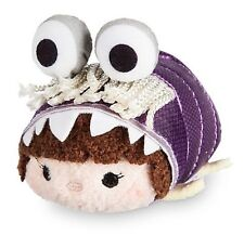 "DISNEY TSUM 3.5"" MINI MONSTERS INC BOO IN MONSTER COSTUME AUTHENTIC NWT USA NEW"