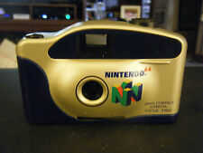 Vintage Nintendo 64 Focus Free 35mm Compact Camera