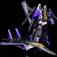 Transformers Master Masterpiece KBB F-15 MP11SW Skywarp In Stock New Top-Quailty