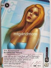 Android Netrunner LCG - 1x Eva-Kampagne  #092 - WC 2015 Corporation