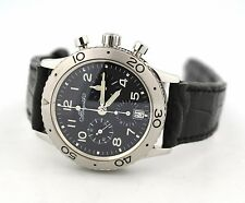 BREGUET TYPE XX TRANSATLANTIQUE CHRONOGRAPH 3820st/h2/9w6 MENS WATCH