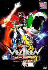 DVD Anime Voltron Force , 26 Eps , 3 DVD , English Version , ALL Region