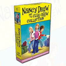 The Nancy Drew and the Clue Crew Collection Carolyn Keene Box Set NEW PB