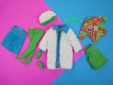 Barbie Vintage FRANCIE Complete Outfit THE COMBINATION #1234 Free Shipping USA