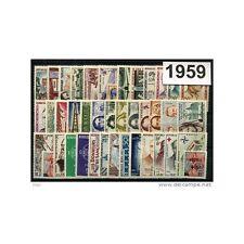 France Année complète 1959**