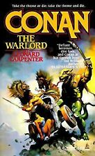 Conan the Warlord (Tor Fantasy) by Carpenter, Leonard, Good Book