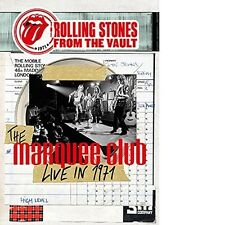 THE ROLLING STONES - FROM THE VAULT-THE MARQUEE-LIVE IN 1971  DVD NEU