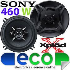 Renault Megane MK2 SONY 13cm 5.25 Inch 460 Watts 2 Way Front Door Car Speakers