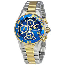 Technomarine Manta Sea Chronograph Blue Dial Mens Watch 215053