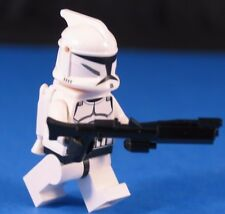 LEGO® STAR WARS™ 7748 CLONE JET PACK TROOPER™ Minifigure +Custom DC-15A Blaster!