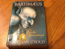 A Bartimaeus Novel Ser.: The Amulet of Samarkland by Jonathan Stroud (2004,...