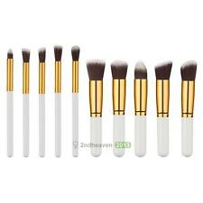 10pcs Pro Cosmetic Makeup Tool Brush Set Eyeshadow Blush Brushes Travel Tool Hot