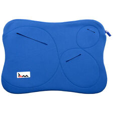 "TechByte Laptop Sleeve with Zip for 14.4"" Laptop - Blue Color"