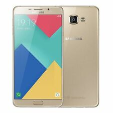 New Samsung Galaxy A9 Pro (2016) SM-A9100 32GB Dual SIM GSM Unlocked GOLD