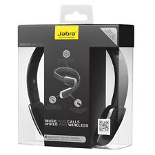 GENUINE BRAND NEW JABRA HALO 2 BLUETOOTH STEREO HEADSET IN BLACK