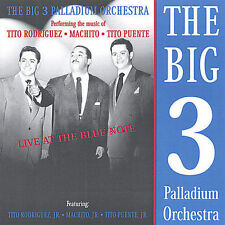 Performing Live At The Blue Note The Big 3 Palladium Orchestra Music-Good Condit