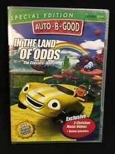 NEW Sealed Christian Kids DVD! AUTO B GOOD: In the Land of Odds (Season 1,Vol.3)